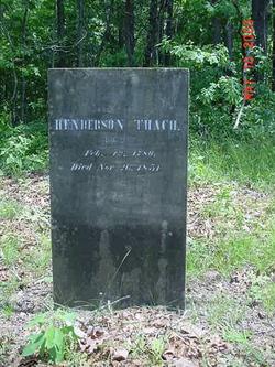 William Henderson Thatch