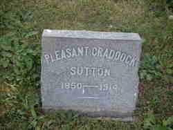 Pleasant Craddock Sutton