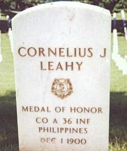 Cornelius J. Leahy