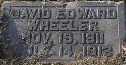 David Edward Wheeler