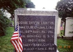 John Irvin Curtin