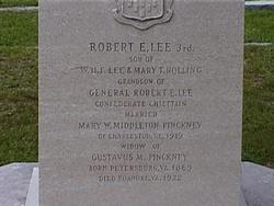 Robert Edward Lee, III