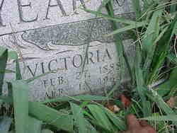 Victoria <i>Langhorne</i> Puryear