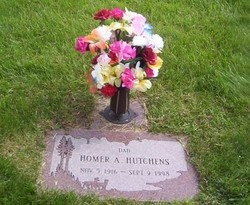 Homer Albert Hutchens
