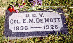 Col E. M. DeMott