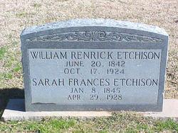 Sarah Frances <i>Germany</i> Etchison