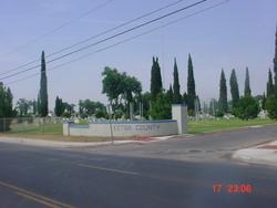 Ector County Odessa Cemetery