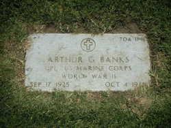 Arthur G Banks