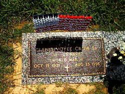 SMN Glenis Voyle Crow, Sr