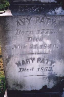 Averilla Ann Avy <i>Parrott</i> Paty