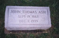 John Thomas Ash