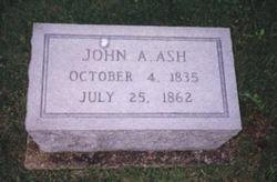 John Almerth Ash