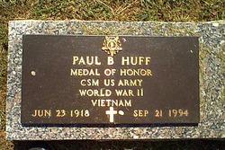 Paul Bert Huff