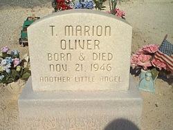 T. Marion Oliver