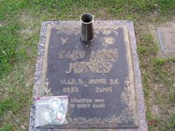 Gary Lynn Jones