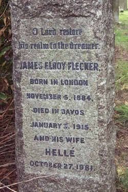 James Elroy Flecker