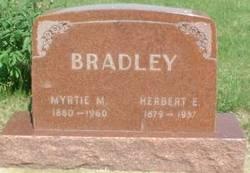 Myrtle M. Myrtie <i>Pollock</i> Bradley