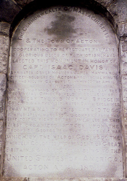 Capt Isaac Davis
