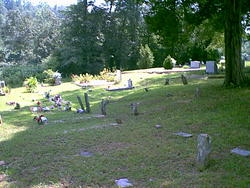 Carnes Chapel Cemetery