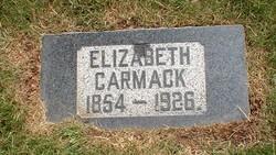 Isabella Elizabeth <i>Stewart</i> Carmack