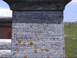 Margaret Jane <i>Patterson</i> Harris