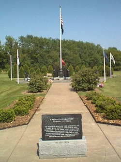 Davenport All Veterans Memorial