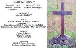 Neal Robert Haight