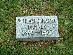 William DuHamel Denney