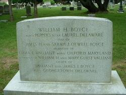 William Henry Boyce