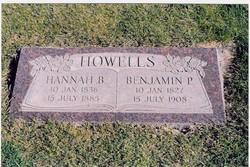 Benjamin Price Ben Howells