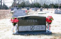Ernest J York