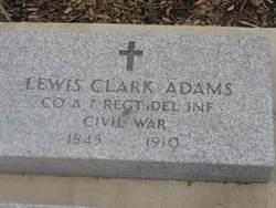 Lewis Clark Adams