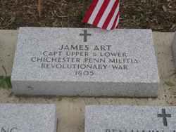 Capt James Art