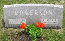 Goldie Mabel <i>Stahl</i> Rogerson