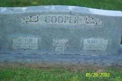 Mary Emily <i>Acheson</i> Cooper