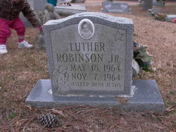 Luther Robinson, Jr