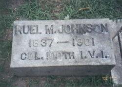 Ruel Milton Johnson