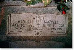 Wendy Lee Bagwell
