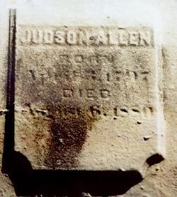 Judson Allen