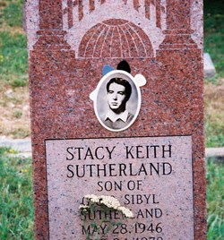 Stacy Keith Sutherland