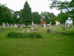 Davenport City Cemetery