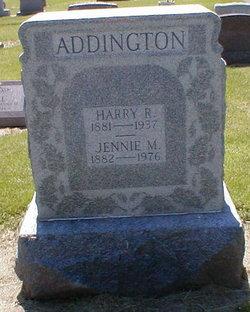 Harry R. Addington