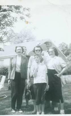 Bernice Enola <i>Richardson</i> Barrow