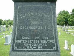 Eli Saulsbury