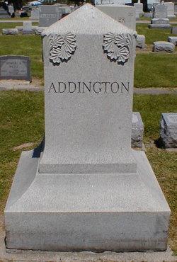 B. F. Addington