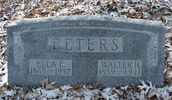 Dr Walter Henry Peters