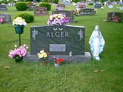 Patrick Joseph P.J. Alger