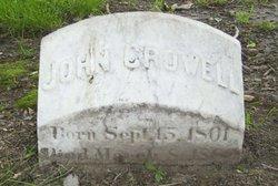 John Crowell