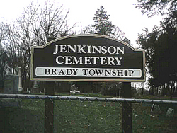 Jenkinson Cemetery