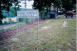 Cane Springs Cemetery
